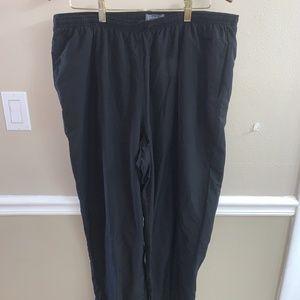 Koret pull on lined sweatpants sz 20W black casual
